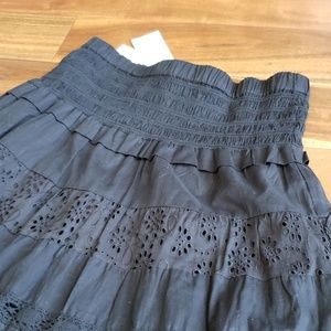 Michael Kors Skirts - New w tag Michael Kors lace embroidered mini skirt